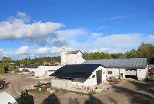 Tranås Cementvarufabrik har förvärvat Götlunda Cementvarufabrik